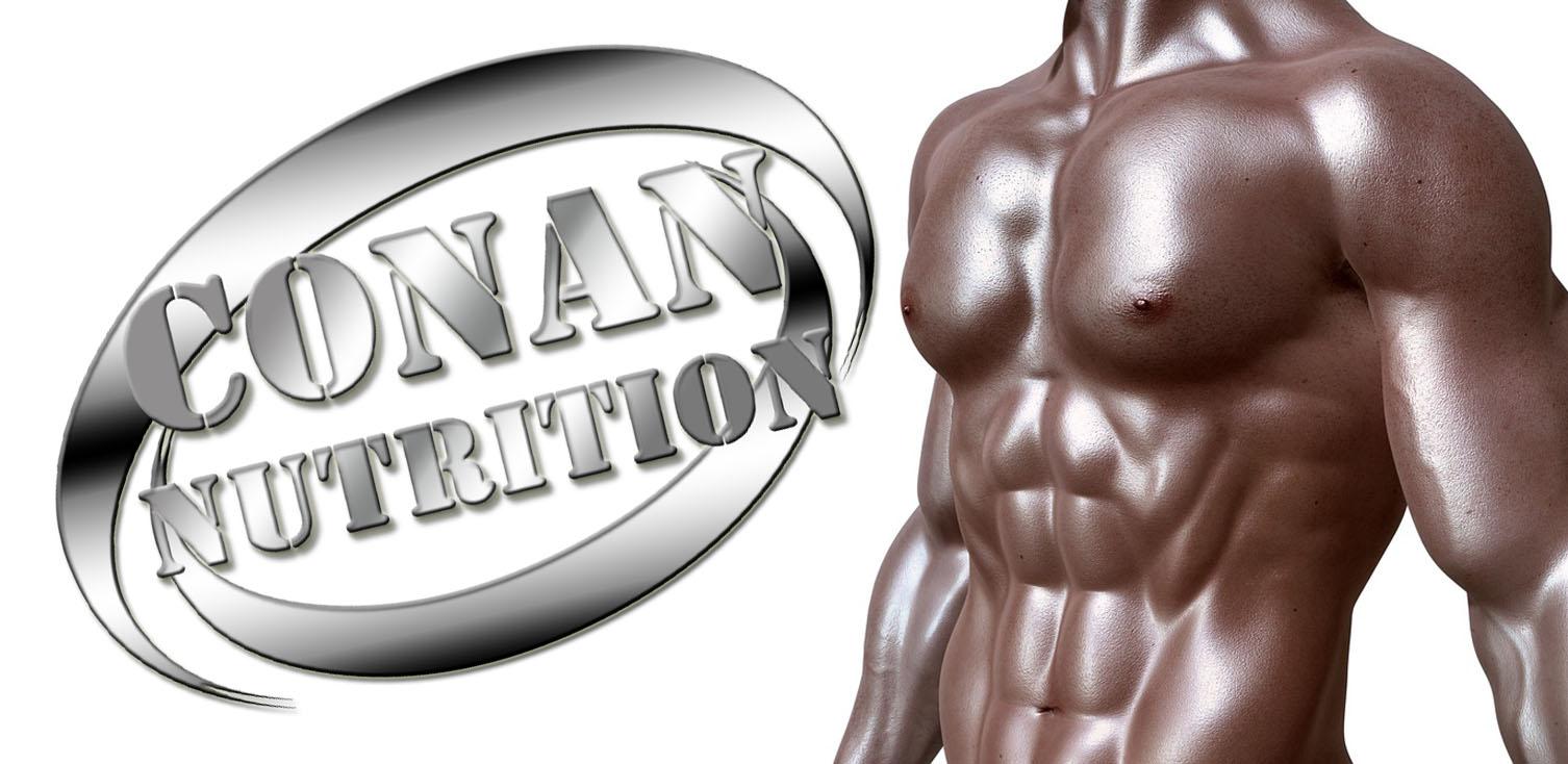 CONAN NUTRITION