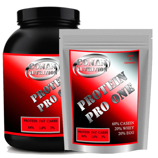 CONAN NUTRITION PROTEIN PRO ONE