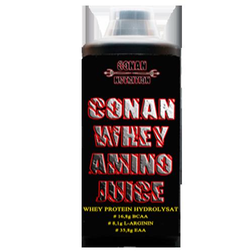 Conan Nutrition- conan-whey-amino-juice