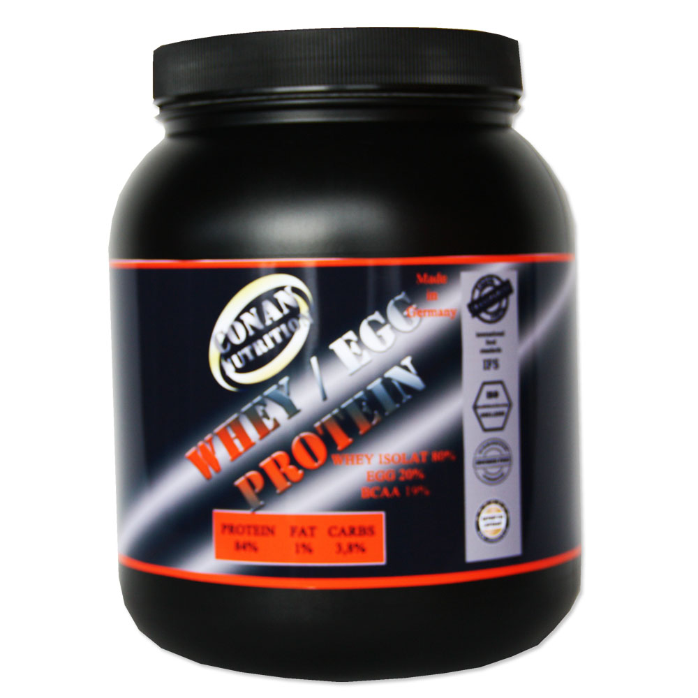Conan Nutrition Whey Egg