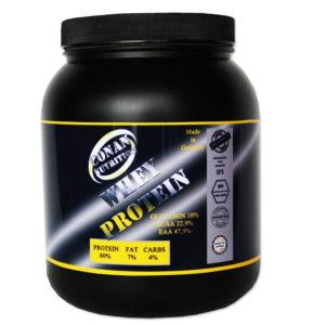 Conan Nutrition Whey protein