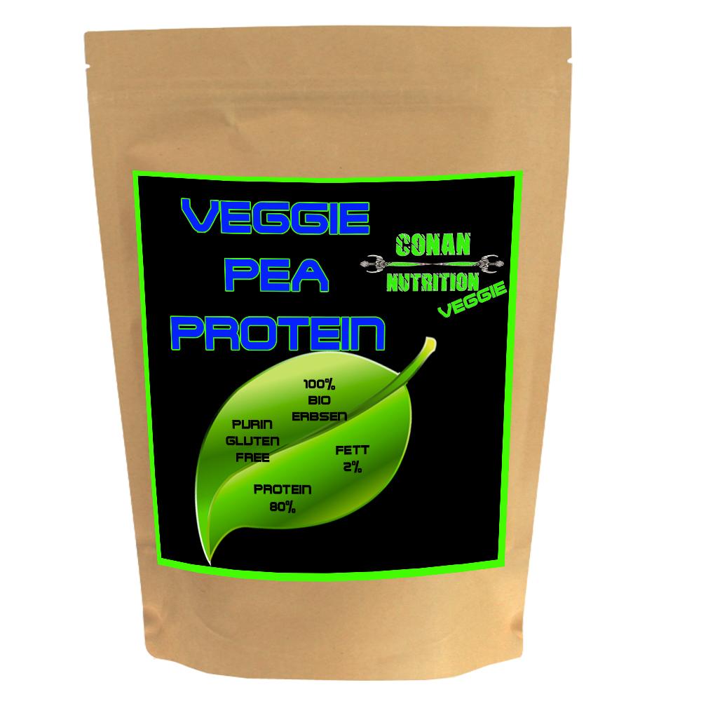 PEA PROTEIN Conan Nutrition Veggie P