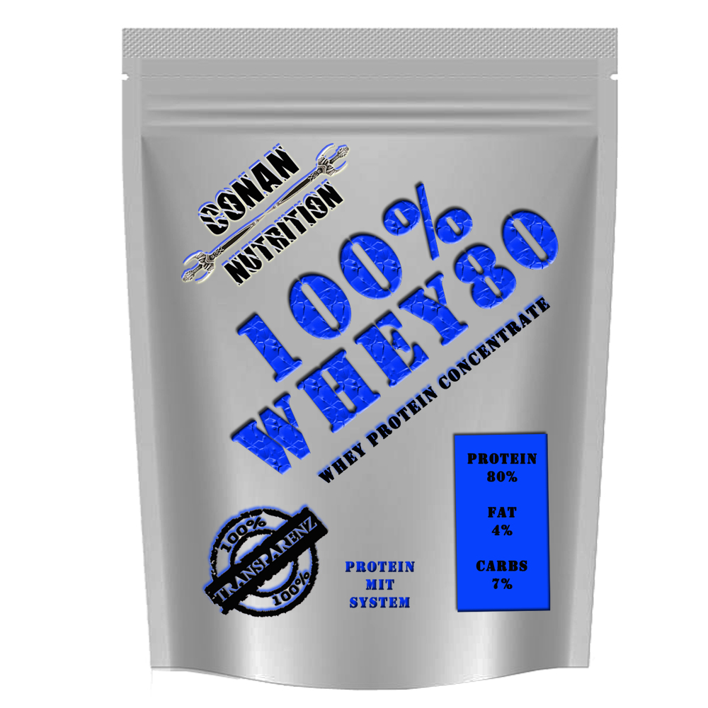 Protein mit System Whey80
