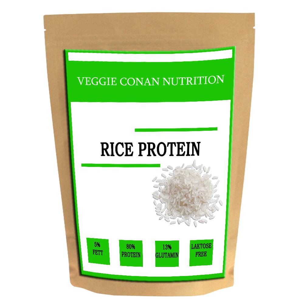 VEGGIE CONAN NUTRITION RICE PROTEIN