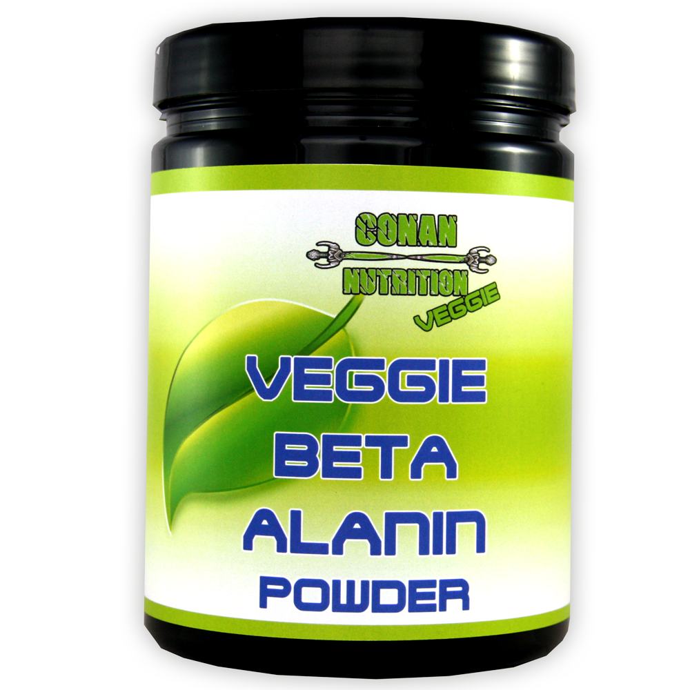 Conan Nutrition veggie-beta-alanin-powderbanner-Conan Nutrition veggie-beta-alanin-powder