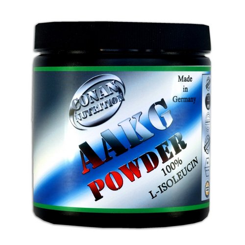 AAKG POWDER CONAN NUTRITION