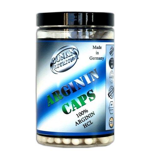 ARGININ CAPS CONAN NUTRITION