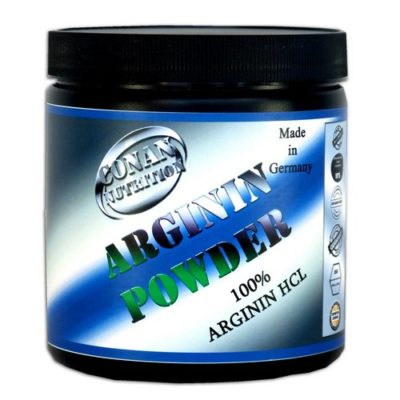 ARGININ POWDER CONAN NUTRITION