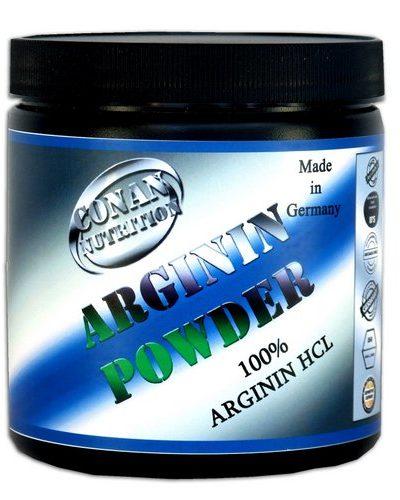 ARGININ POWDER CONAN NUTRITION