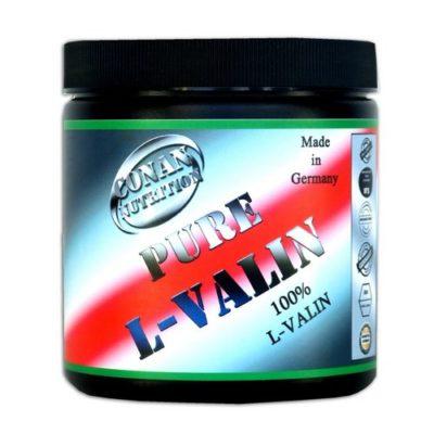 PURE L VALIN CONAN NUTRITION