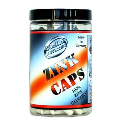 ZINK CAPS CONAN NUTRITION