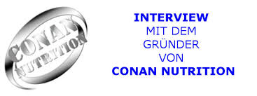 INTERVIEW MIT CONAN NUTRITION GRÜNDER CHRIS ROMANOW