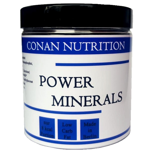 CONAN NUTRITION POWER MINERALS 500